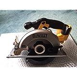 """Dewalt DCS393 bare tool 20V MAX 6 1/2"""" circular saw in bulk packaging"""