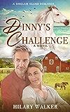Dinny's Challenge: A Christian Romance (A Sinclair Island Romance Book 2)