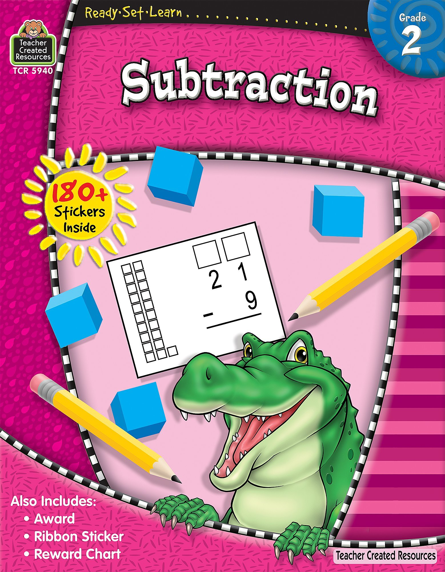 Ready-Set-Learn: Subtraction Grd 2