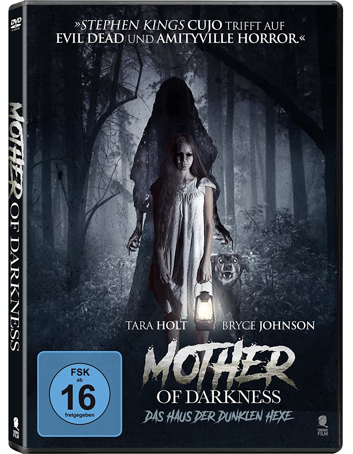 Mother of Darkness - Das Haus der dunklen Hexe: Amazon.de: Tara Holt ...