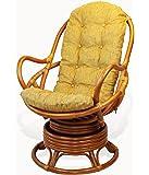 Amazon Com Peacock Buri Arm Chair Finish Natural
