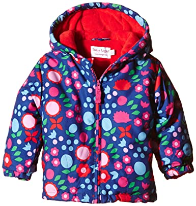 dd4220f31 Toby Tiger Fleece lined with waterproof outer hedgehog padded ...