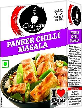 Chings Paneer Chilli Masala, 50g