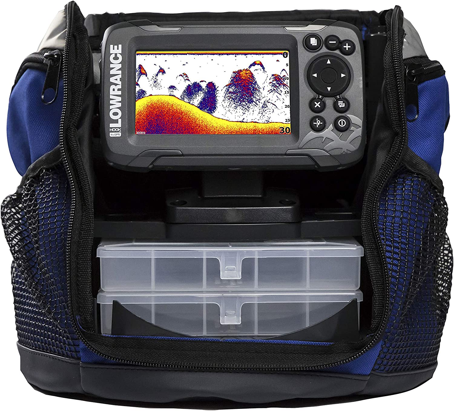 """Lowrance Portable Power Pack For Hook2 7/""""/"""" Or Smaller"""