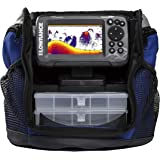 Lowrance HOOK² Ice Fishing and All-Season Pack with HOOK² 4X Fish Finder