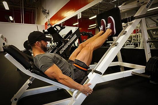 lifting lab leg bfr cuffs