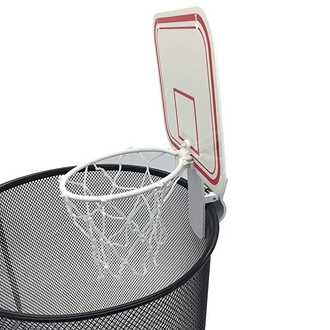 Canasta de basquetbol de baloncesto de Silfrae, papelera, papelera ...