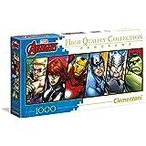 "Clementoni 39442"" The Avengers Puzzle Disney Panorama, 1000 Teile"