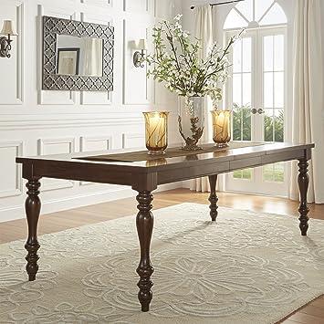 INSPIRE Q Parisian Rectangular Extending Dining Table By Classic