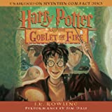 Harry Potter and the Goblet of Fire (Book 4 Audio CD): 04
