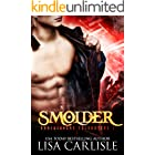 Smolder: a goth club vampire romance (Underground Encounters Book 2)