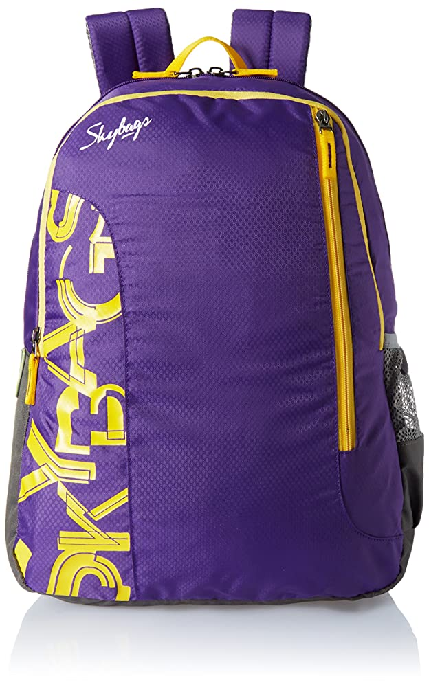 [Apply coupon] Skybags Purple Casual Backpack (BPBRA7EPPL)