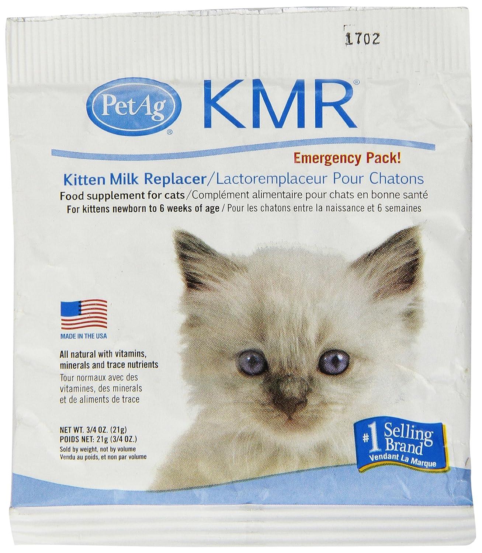 KMR Emergency Pack Milk Powder, 3 4-Ounce