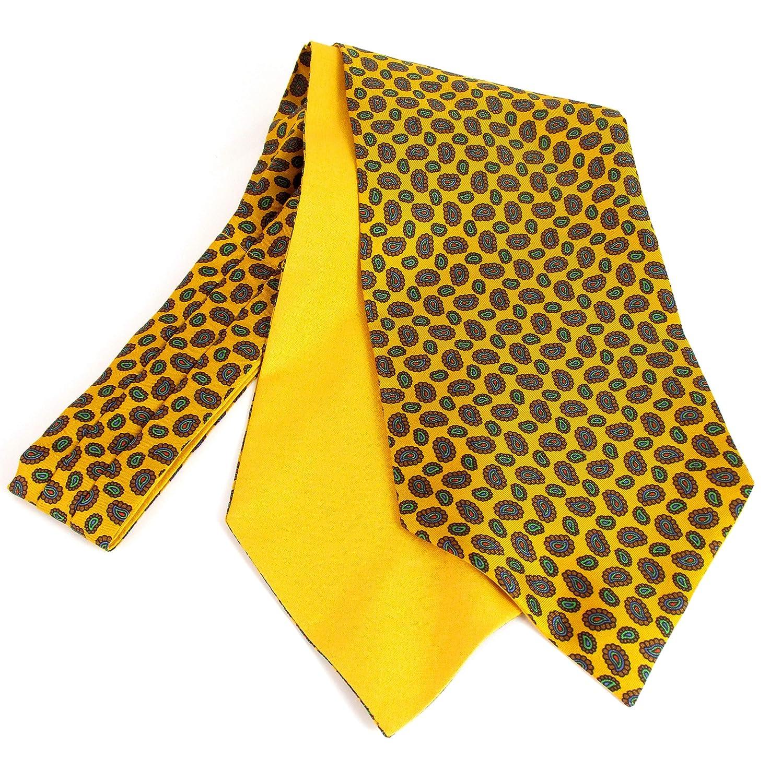 Van Buck - Cravat de seda con cachemira: Amazon.es: Ropa y accesorios