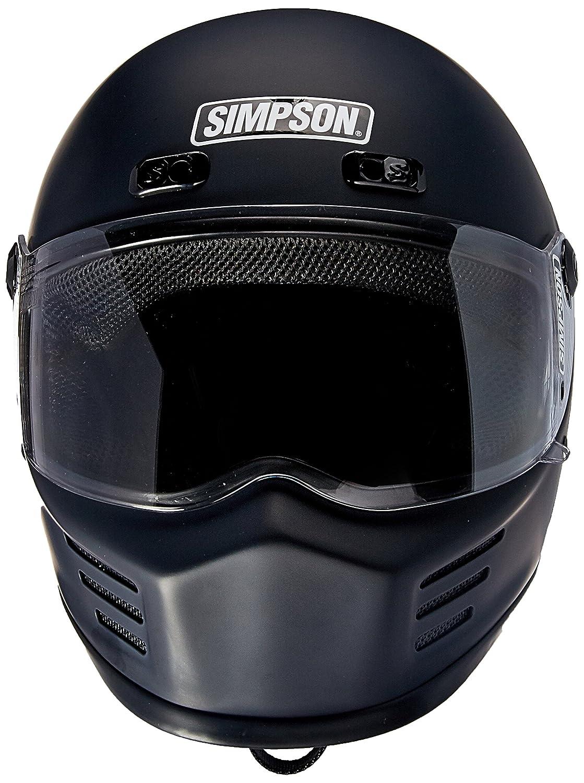 Simpson Street Bandit Snell/Dot - Casco de motorista: Amazon.es: Coche y moto