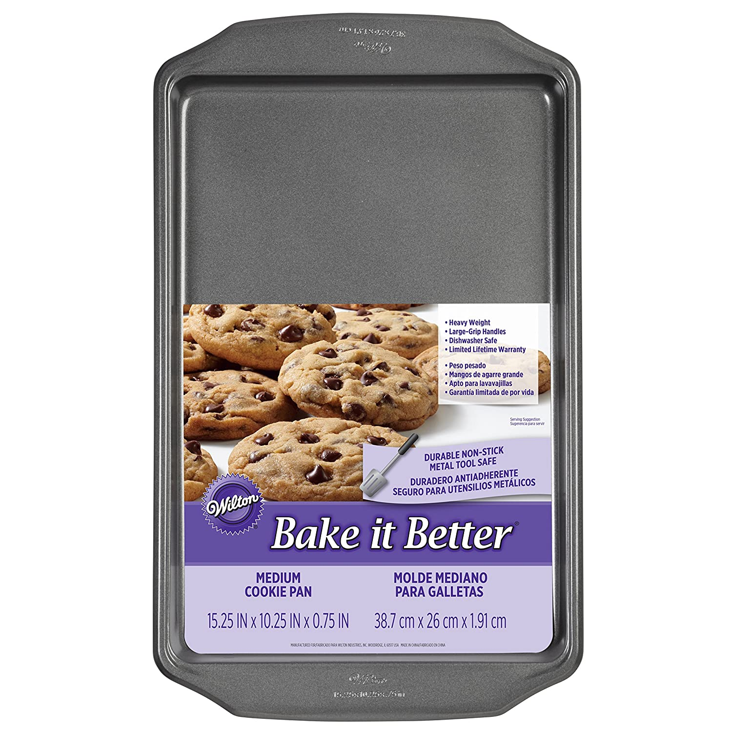Amazon.com: Wilton Bake It Better 10