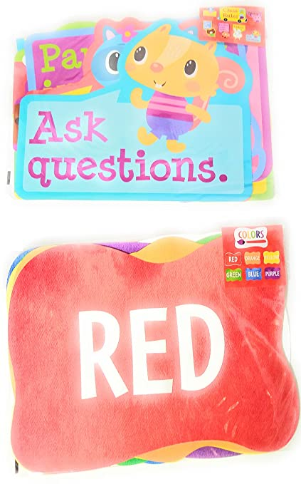 Amazon.com: Bulletin Board Rules and Color Wall Decal Set Classroom ...