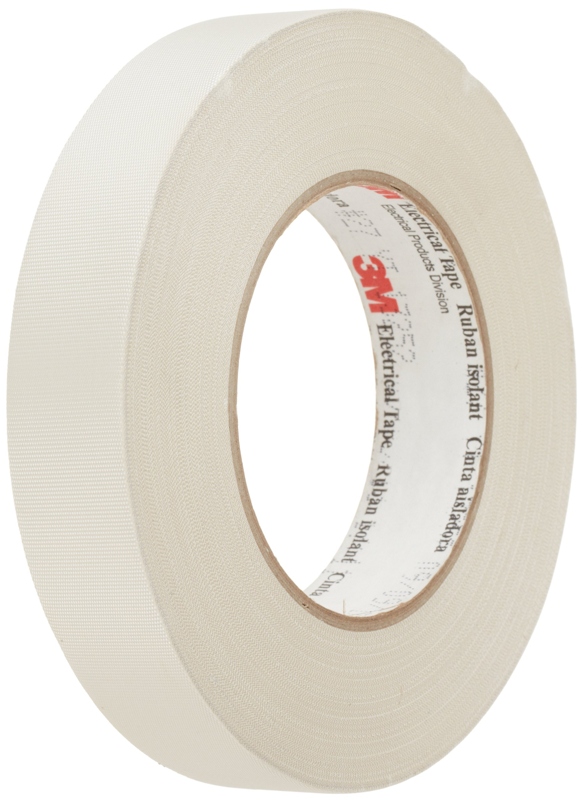 3M 27 Cloth Electrical Tape, 1'' Width x 60yd Length (1 roll)