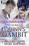 Quinn's Gambit (AURA Book 1)