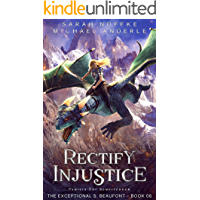 Rectify Injustice (The Exceptional S. Beaufont Book 6) book cover