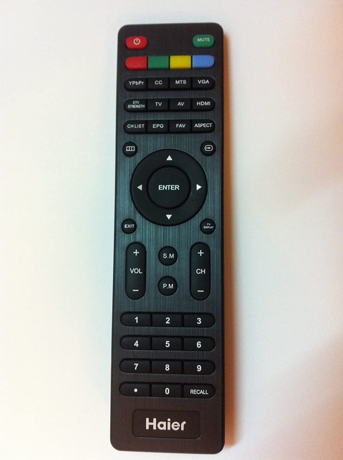 TV Haier LE24B8000T: reviews, features, technical specifications