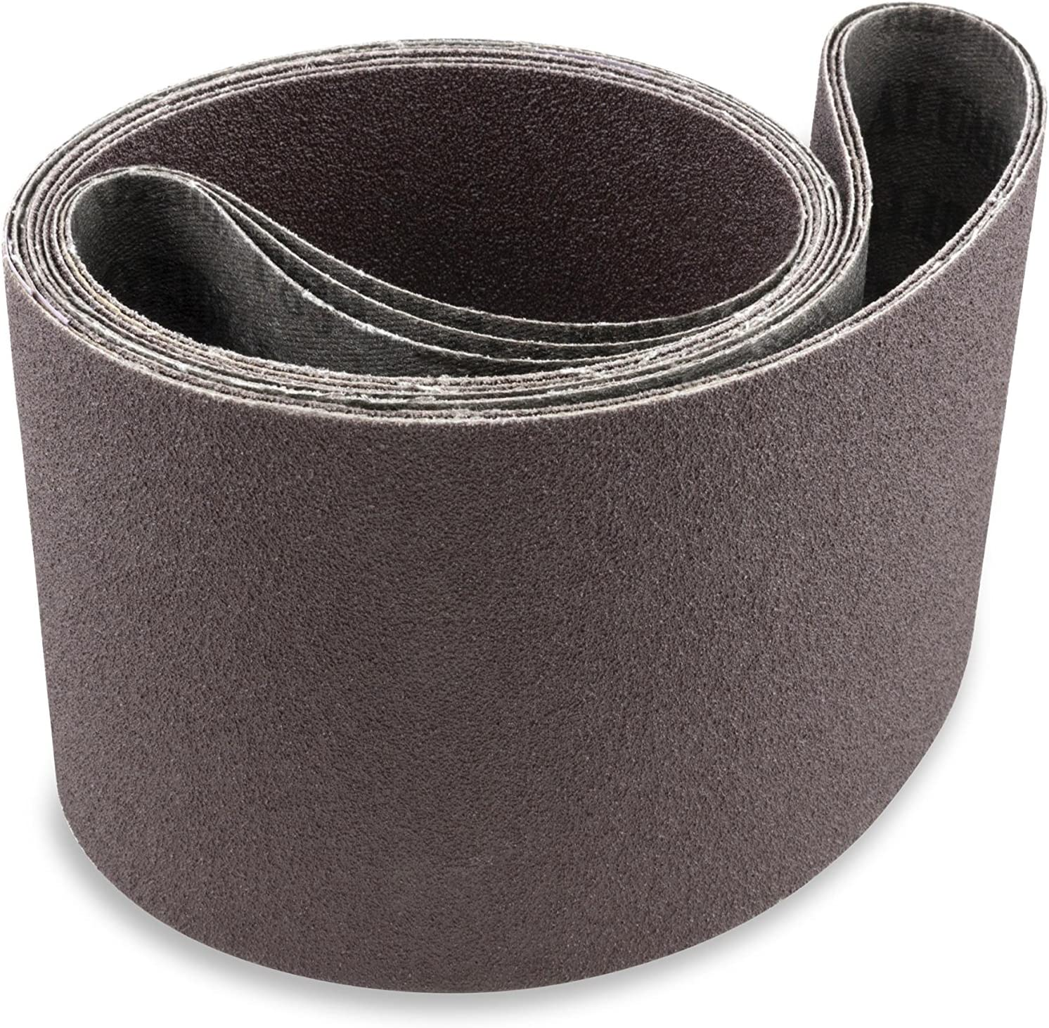 6 x 89 120 grit A//O  sanding belt