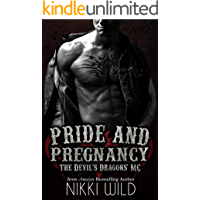 PRIDE AND PREGNANCY (The Devil's Dragons Motorcycle Club Book 2)