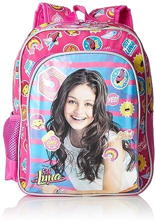 Disney 33921A1 Yo Soy Luna Mochila Infantil, 6.44 litros, Color Rosa: Amazon.es: Equipaje
