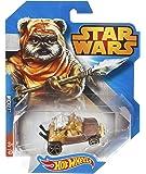 Hot Wheels, Star Wars Character Car, Wicket