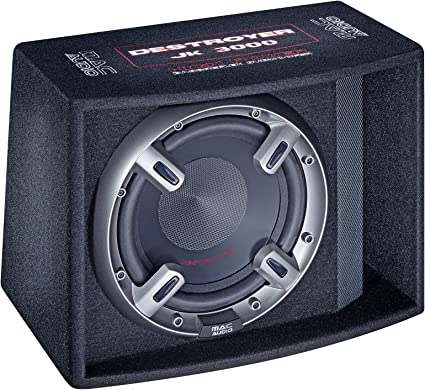 Mac Audio Destroyer JK 3000 Subwoofer 12