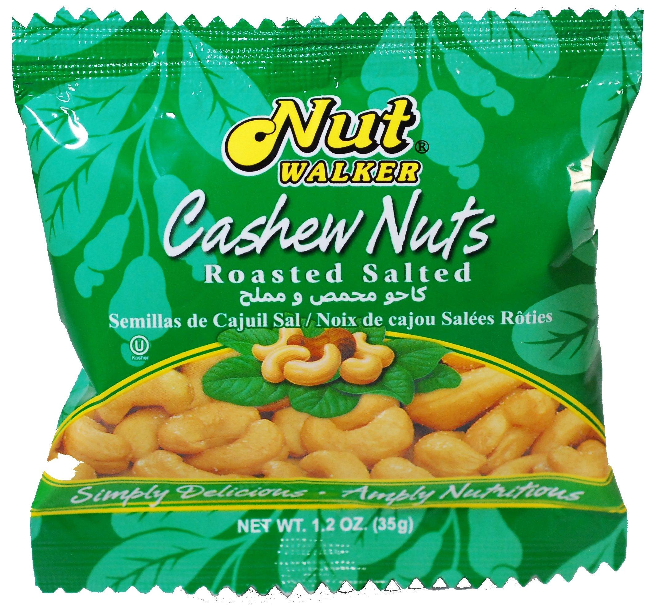 Roasted Salt cashew nuts 35gX6 bags