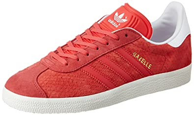 adidas Gazelle, Baskets Basses Femme, Rose (Core Pink /core Pink /off