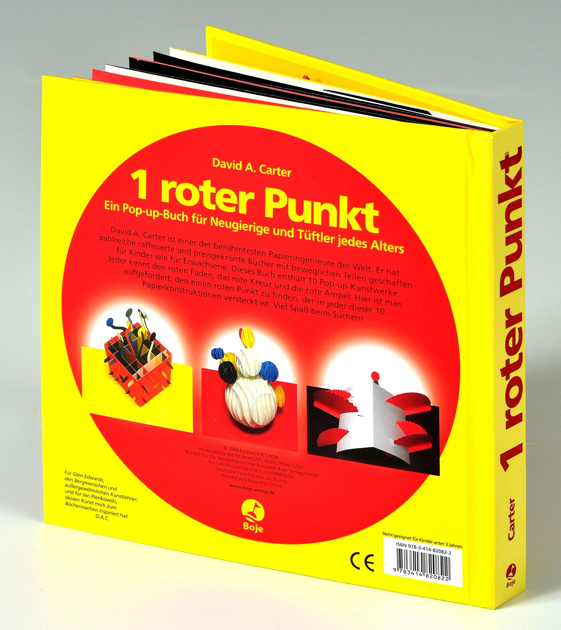 1 roter Punkt: Amazon.de: David A. Carter, Uli Blume: Bücher