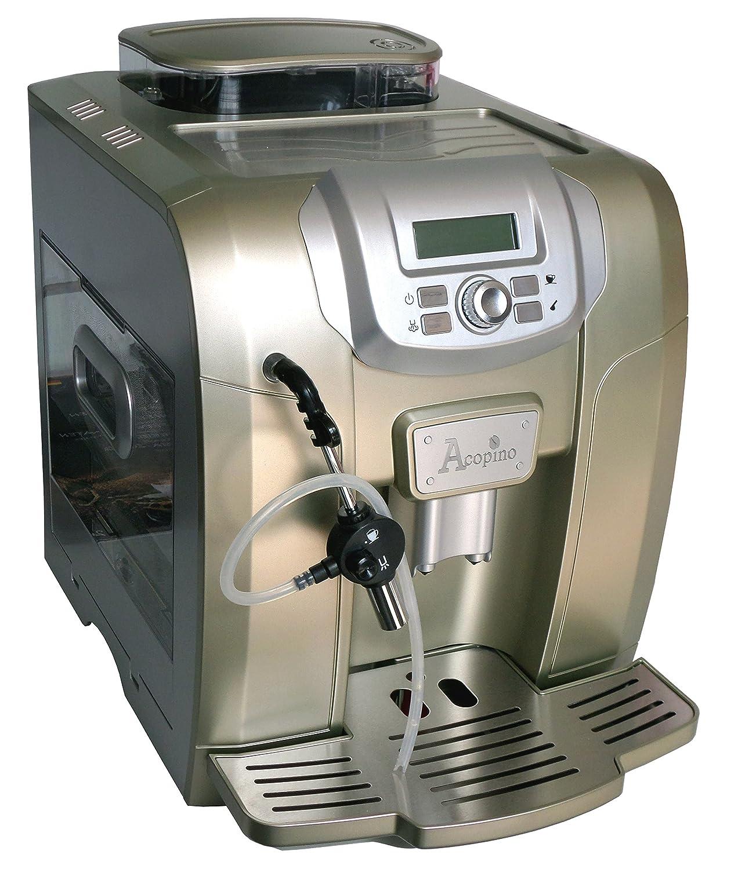 Acopino cafetera Ravenna y máquina de café espresso Color ...