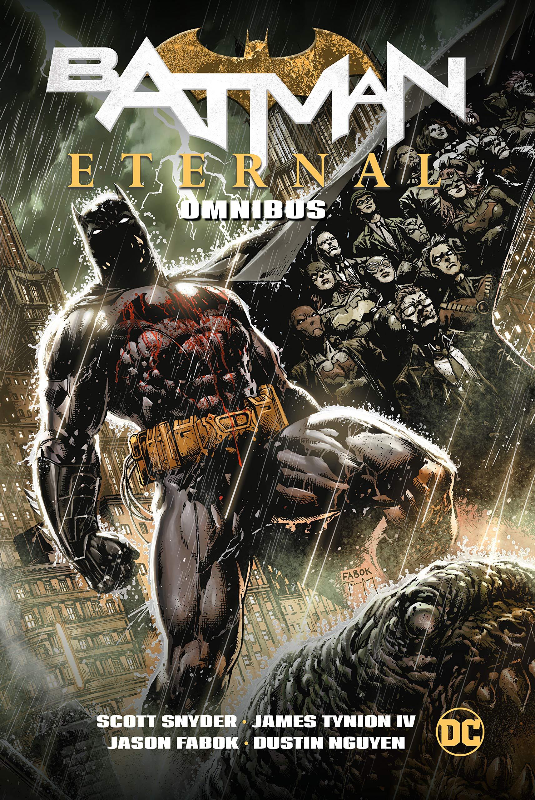 Batman: Eternal Omnibus by DC Comics