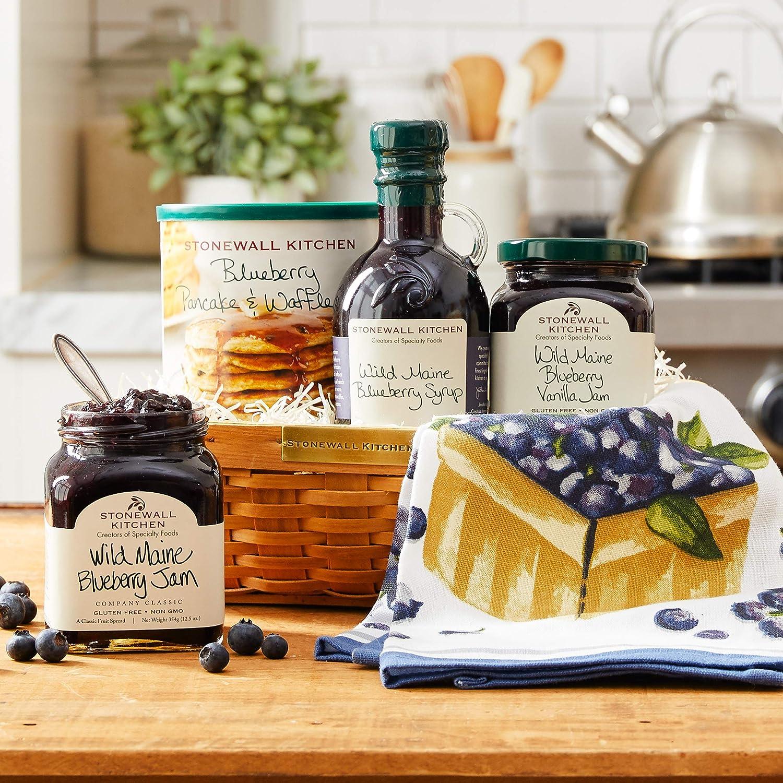 Stonewall Kitchen Blueberry Breakfast Gift (5 Piece)