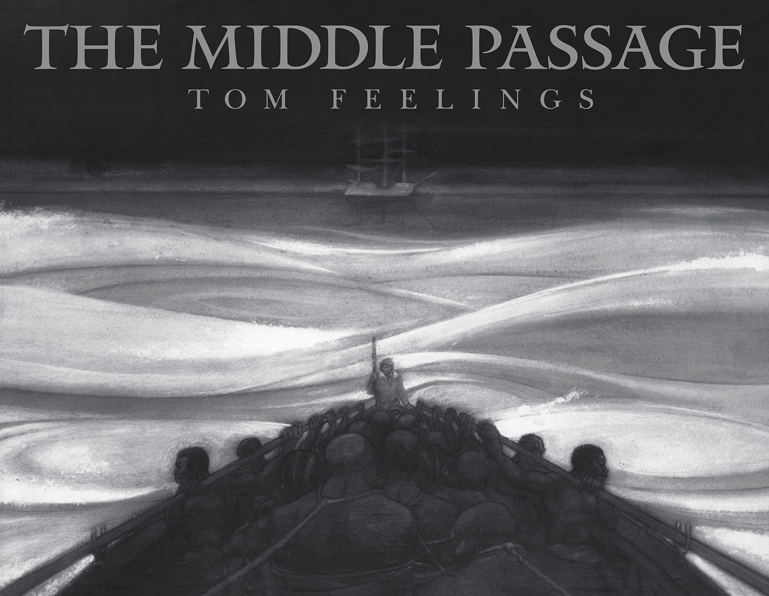Image result for Tom Feelings The Middle Passage