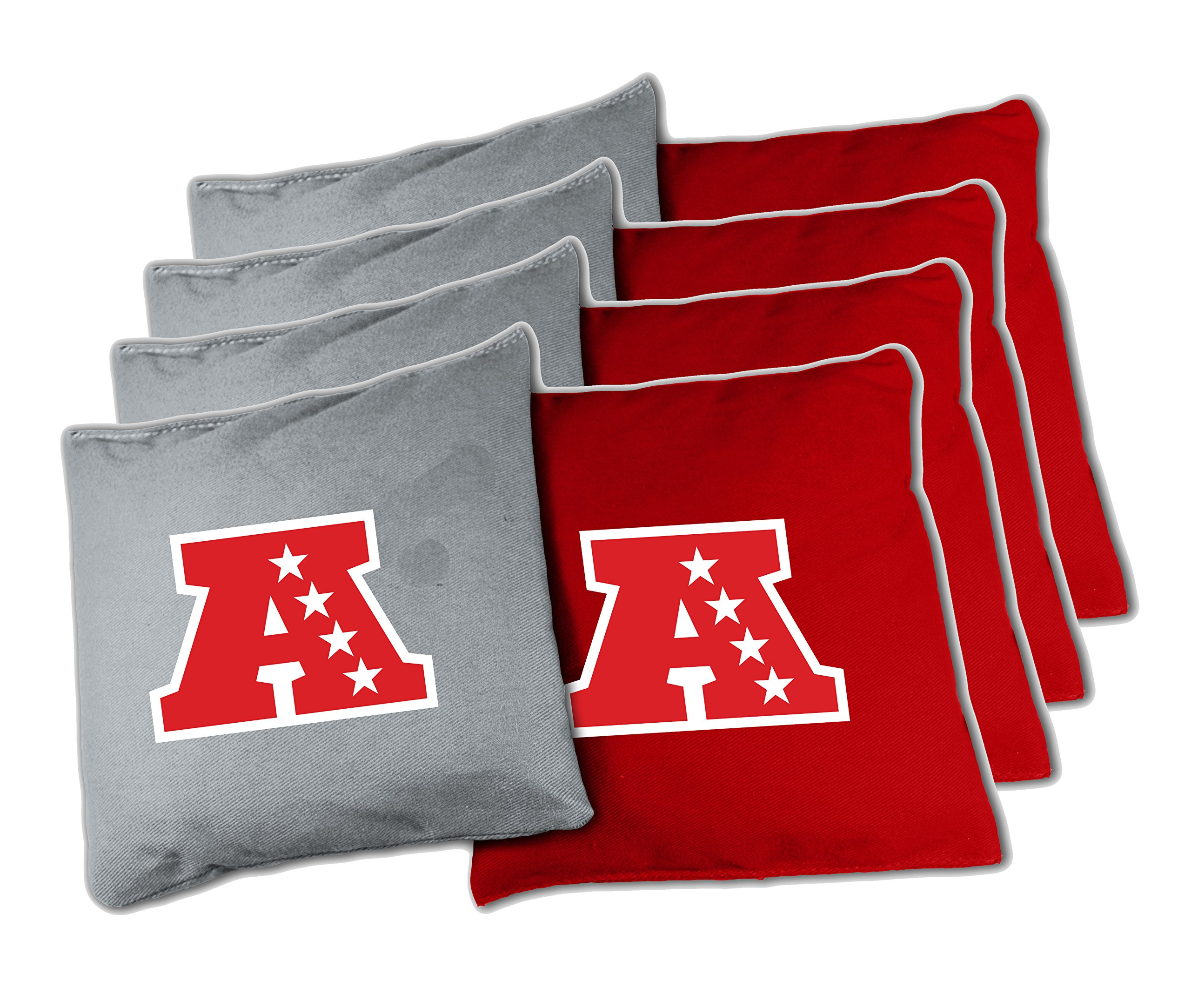 Wild Sports Regulation All-weather AFC Cornhole Bean Bags