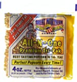 Great Northern Popcorn Premium Popcorn Portion Pack, 4 Oz, Pack of 12.