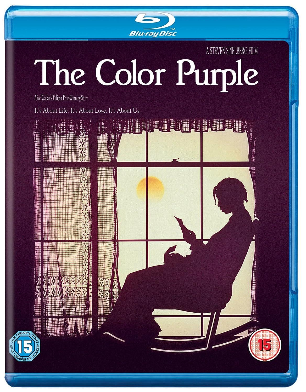 The Color Purple [Blu-ray] [1985] [Region Free]: Amazon.co.uk ...