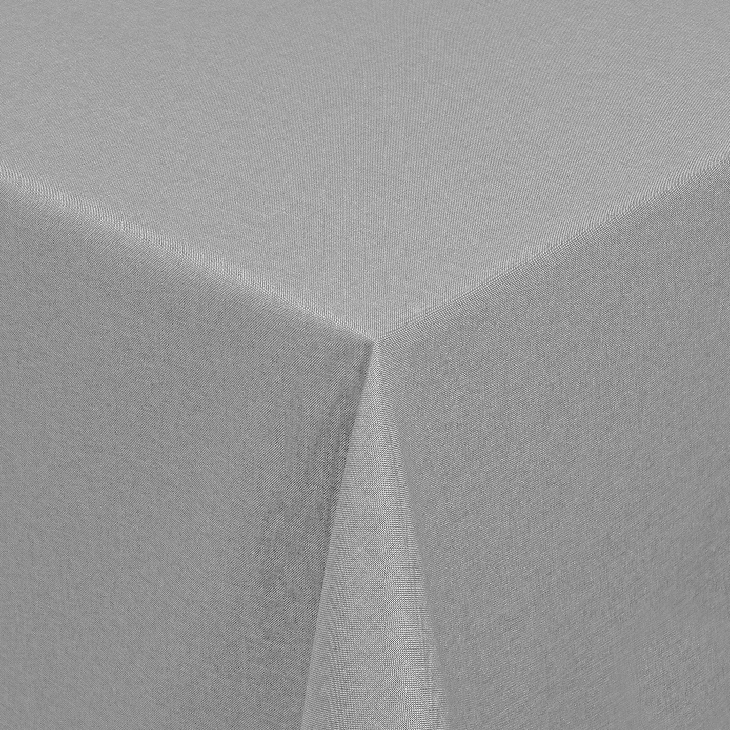 Brillino Tischdecke Eckig Weiß 130 x 340 cm Leinen Optik Optik Optik mit Lotus Effekt Größe & Farbe wählbar B075V4SRFP Tischdecken 30e629