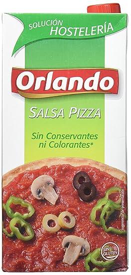 Orlando - Salsa pizza - Sin conservantes - 2.1 l