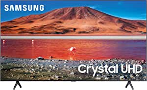 "TV Samsung 50"" 4K UHD Smart Tv LED UN50TU7000FXZX ( 2020 )"