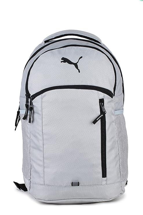 318656215cd6 Puma Unisex Grey Backpacks  Amazon.in  Bags