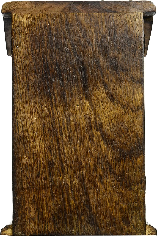 Wooden Triple Moon Herb Cupboard