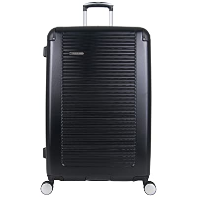 Ben Sherman Norwich Collection Lightweight Hardside PET Expandable 8-Wheel Spinner Luggage