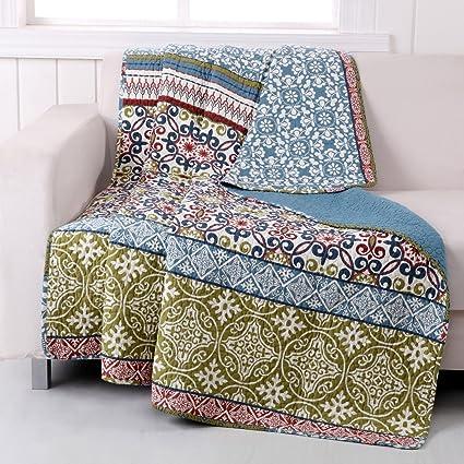Boho Throw Blankets Awesome Amazon Finely Stitched Boho Bohemian Lap Throw Blanket Print