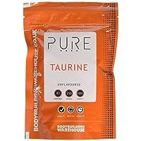 Bodybuilding Warehouse Pure Taurine Powder Unflavoured 250 g