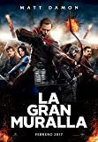 La Gran Muralla (4K UHD+BD) [Blu-ray]