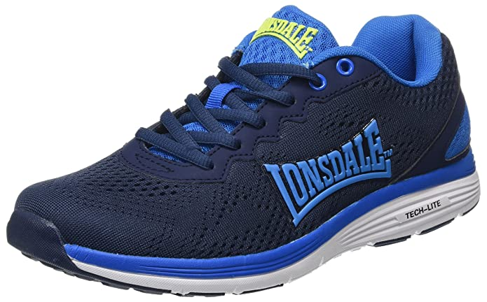 Mens Lisala Multisport Outdoor Shoes Lonsdale qXclla